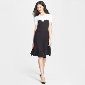 Kate Spade Branton Square Colorblock Dress
